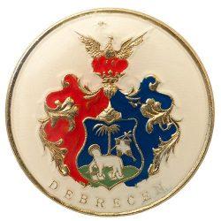 Debrecen város címere