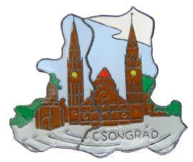 Megye kitűző, Csongrád megye