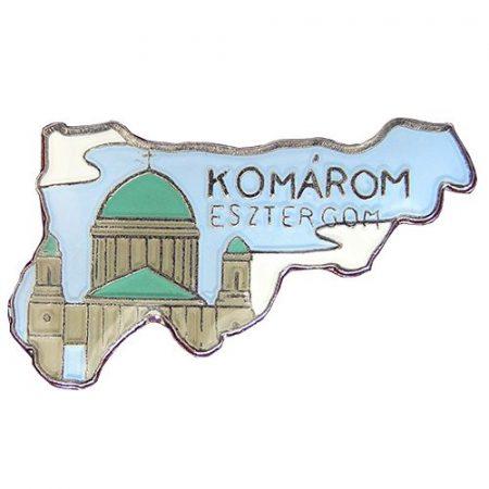 Megye kitűző, Komárom-Esztergom megye