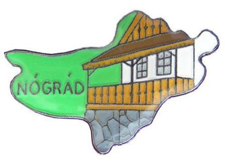 Megye kitűző, Nógrád megye