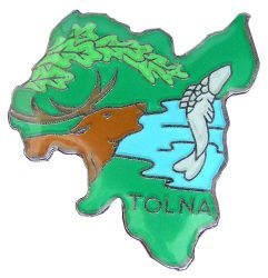 Megye kitűző, Tolna megye