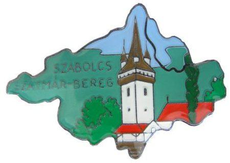 Megye kitűző, Szabolcs-Szatmár-Bereg megye
