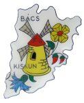 Megye kitűző, Bács Kiskun megye