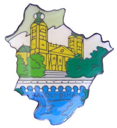 Megye kitűző, Hajdú-Bihar megye
