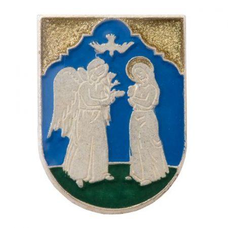 Sükösd város címere