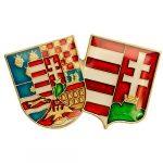 Páros Középcímer - Magyar Címer Transzparens