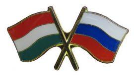Pároszászló, Magyar - Orosz mini