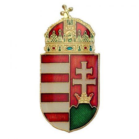 Magyar koronás címer 30 mm - T
