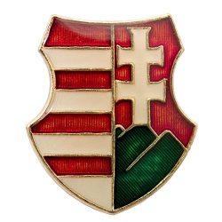 Kossuth Címer 16 mm-es Transzparens