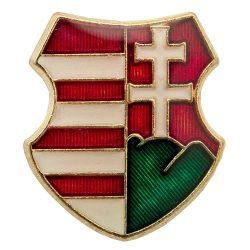 Kossuth Címer 13 mm-es Transzparens