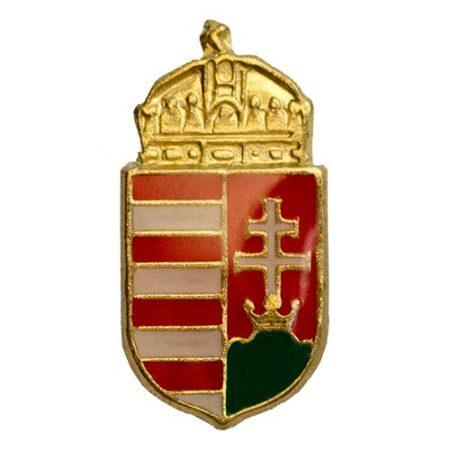 Magyar koronás címer 15 mm-F
