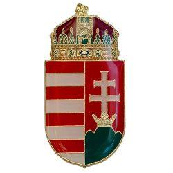 Magyar koronás címer 45 mm