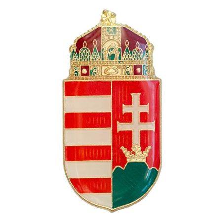 Magyar koronás címer 38 mm