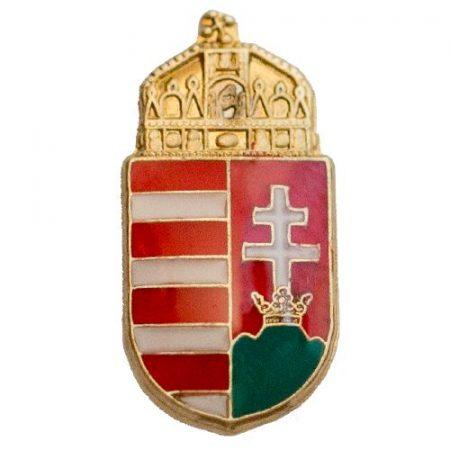 Magyar koronás címer 12 mm