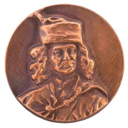 Rákóczi bronz antik
