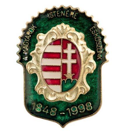 MIE Barokk Címerrel Transzparens