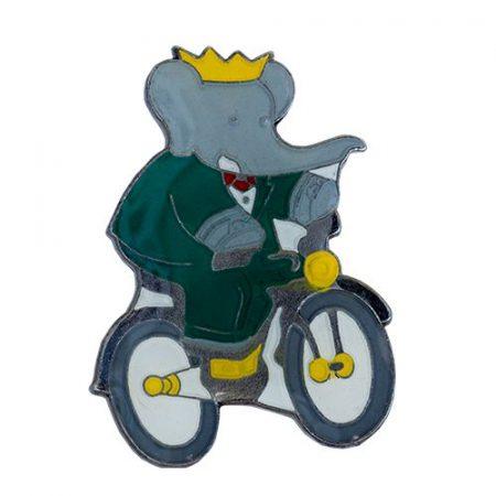 Babar Kerékpáron