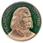 Liszt Ferenc zöld