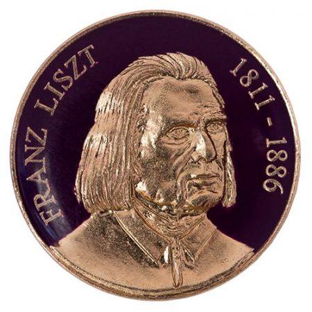 Liszt Ferenc lila