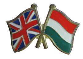 Pároszászló, Angol - Magyar