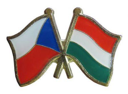 Pároszászló, Cseh - Magyar