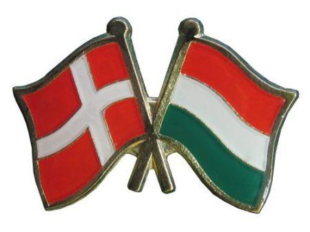 Pároszászló, Dán - Magyar