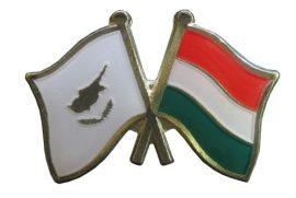 Pároszászló, Ciprus - Magyar