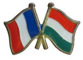 Pároszászló, Francia - Magyar