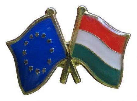 Pároszászló, EU - Magyar