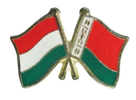 Pároszászló, Magyar - Fehérorosz
