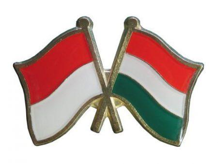 Pároszászló, Indonéz - Magyar