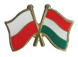 Pároszászló, Lengyel - Magyar