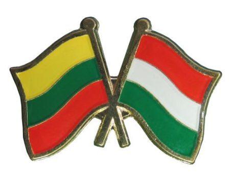 Pároszászló, Litván - Magyar