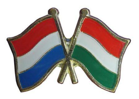 Pároszászló, Luxemburg - Magyar