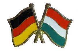 Pároszászló, Német - Magyar