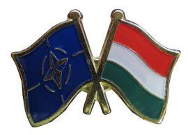 Pároszászló, NATO - Magyar