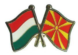Pároszászló, Magyar - Macedón