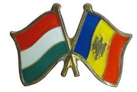 Pároszászló, Magyar - Moldáv