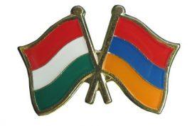 Pároszászló, Magyar - Örmény