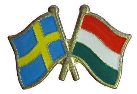 Pároszászló, Svéd - Magyar