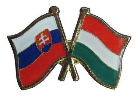 Pároszászló, Szlovák - Magyar