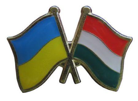Pároszászló, Ukrán - Magyar