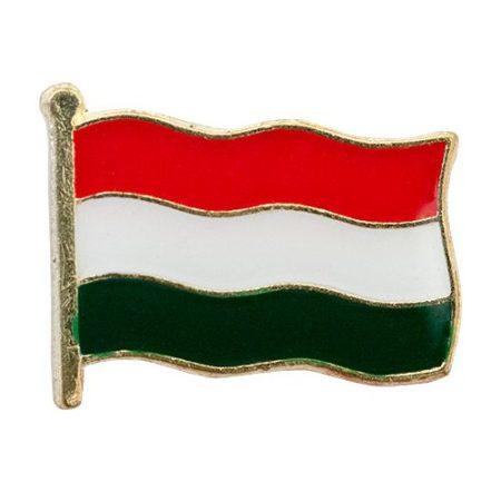 Magyar Kis Zászló 14 mm-es