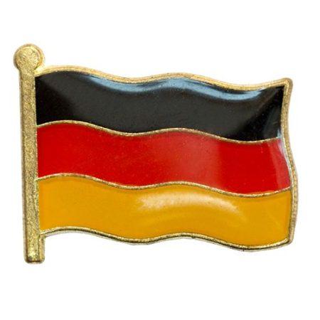 Kis Zászló - Német