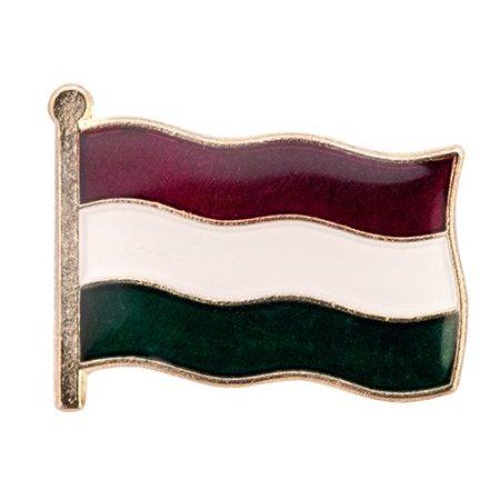 Magyar Kis Zászló 14 mm-es Transzparens