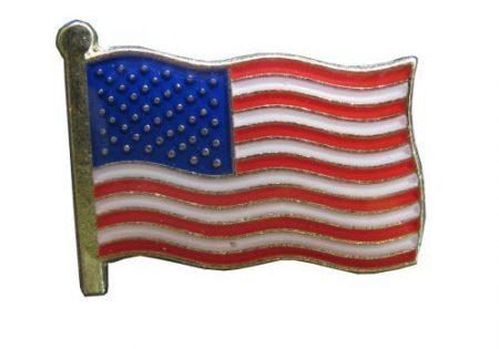 Kis Zászló - USA