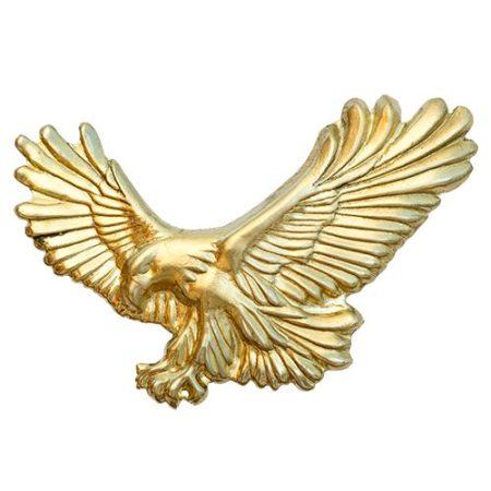 Sas 50 mm, arany színű