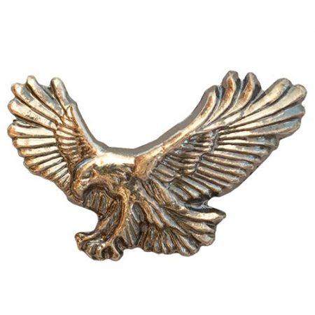 Sas 19 mm, ezüst antik