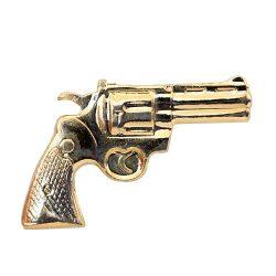 Pisztoly-Colt aranyozott