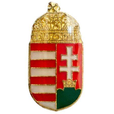 Magyar koronás címer 14 mm